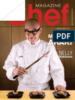 Chef Mag Araki