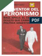 El Inventor Del Peronismo