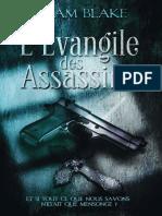 L'Evangile Des Assassins - Adam Blake