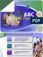 ABC de Los Grupos Pequeños