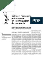 1- Galileo y Fontenelle