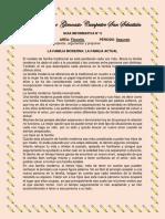 9° GUIA FILO FAMILIA CONTEMPORANEA