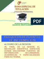 2. Revision de Bibliografia y Fichas Textuales 2017