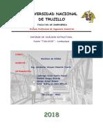 Informe Del Curso de Mecánica de Sólidos