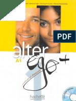 Alter Ego Plus A1 - Méthode de Français