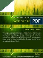 Muchamad Satria Pujasakti_25010115130256_safety Culture
