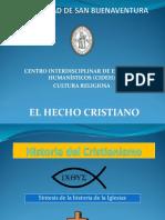 4. Hecho Xtiano - Historia de La Iglesia
