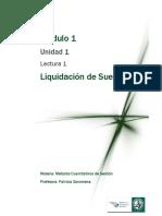 Lectura 1 - Liquidación de Sueldos.pdf