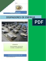 Disipadores de Energia - Español
