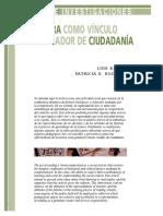 Cabral, L. y Rodríguez, P. - La Lectura Como Vínculo Creador de Ciudadanía