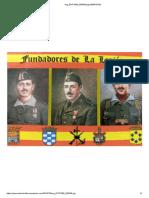 Fundadores de La Legión