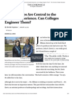 Relationships Are Central to the Student Experience. Can Colleges Engineer Them_ - The Chronicle of Higher Education