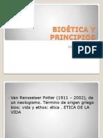 Biotica y Principios Laurent