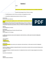 Simulacro 3 Examen Itil Foundations v3 Respuestas