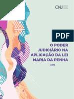 O Poder Judiciário Na Aplicação Da Lei Maria Da Penha