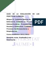 UD Prácticas en Enfermería Especializada