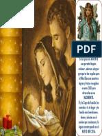 (1) Tarjeta Navideña