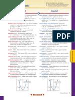 7723494 Algebra II Glencoe Mathematics Reference Answers Glossary