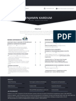 B. Kardum, english resume