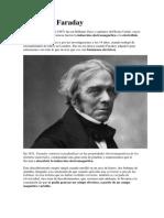 Quién Fue Faraday