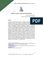 Artigo - Resiliência e Educação.um Panorama Dos Estudos Brasileiro