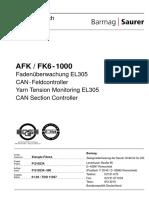 SB CAN Feldcontroller