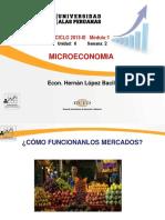Micro Economía Semana 2