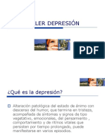 Taller Depresion Antidepresivos