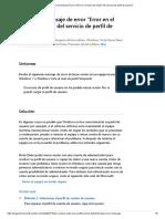 Aparece el mensaje de error _Error en el inicio de sesión del servicio de perfil de usuario_.pdf