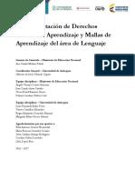 Fundamentación - Lenguaje primaria
