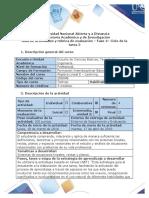 Guía de actividades y rúbrica de evaluación- Fase 4- Ciclo de la tarea 2