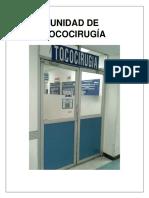 Unidad de Tococirugíadxsituacional