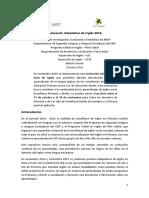 Prueba Adaptativa Inglés 2016