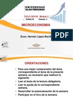 Micro Economía Semana 4