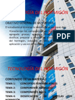 Tecnologia Del Hormigon Tema1