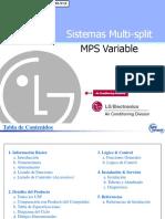 342337397 LG Sistema Multi Split MPS Variable
