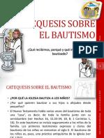 63877610 Catequesis Sobre El Bautismo