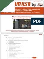 CURSO DE PLATAFORMAS ELEVADORAS