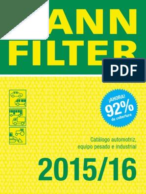 Mann-Filter espacio interior filtro Filtro Filtro de polen toyota adecuado para cu2131 Subaru