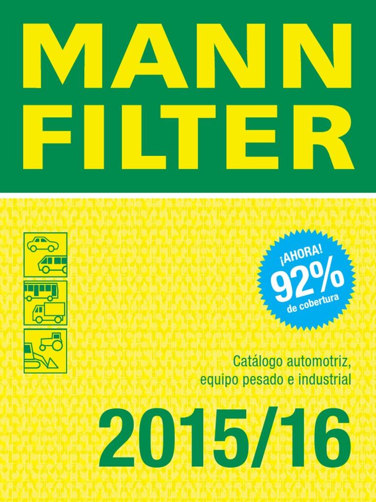 Original Mann-Filter espacio interior filtro Filtro Filtro de polen Chevrolet cu 20 010