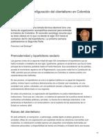 Leal Buitrago, Francisco. Bipartidismo y Configuración Del Clientelismo en Colombia 1