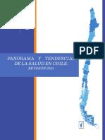 Panorama Salud Chile 2013