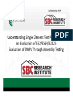 SBCRI Qualtim Understanding E72-E564-E2126 Performance