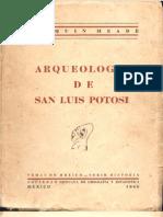 Aqueologia de San Luis Potosi - Reducido