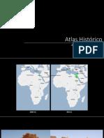 Atlas Histórico - África Antiga e Medieval