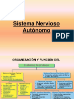 Clase 5 Sistema Nervisos Autónomo