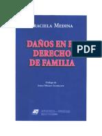 Daños en El Derecho de Familia Ccyc- Graciela Medina