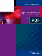 Higher Education Monitor 8