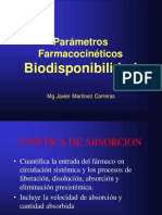 Clase Biodisponibilidad 2017II