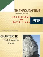 Ch10 Early Paleozoic